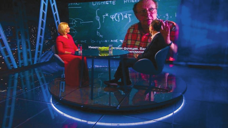 «Гамбургский счет» с героем фильма «Буквальная геометрия» Александром Бобенко