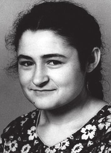 Б. А. Субботовская (1938–1982), математик, организатор подпольного «еврейского народного университета» в Москве. Фото с сайта www.ejwiki.org/wiki