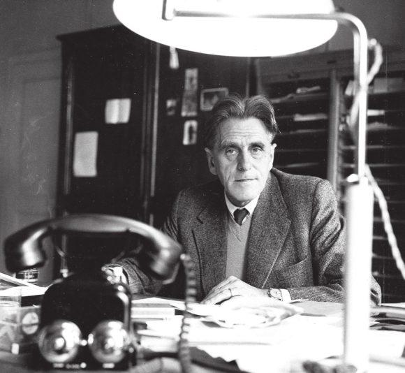 Ф. Хоутерманс (1903–1966), специалист по ядерной физике и космохимии. Фото http://webpaper.nzz.ch/