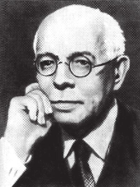 Б. П. Уваров. Фото с сайта www.ihst.ru