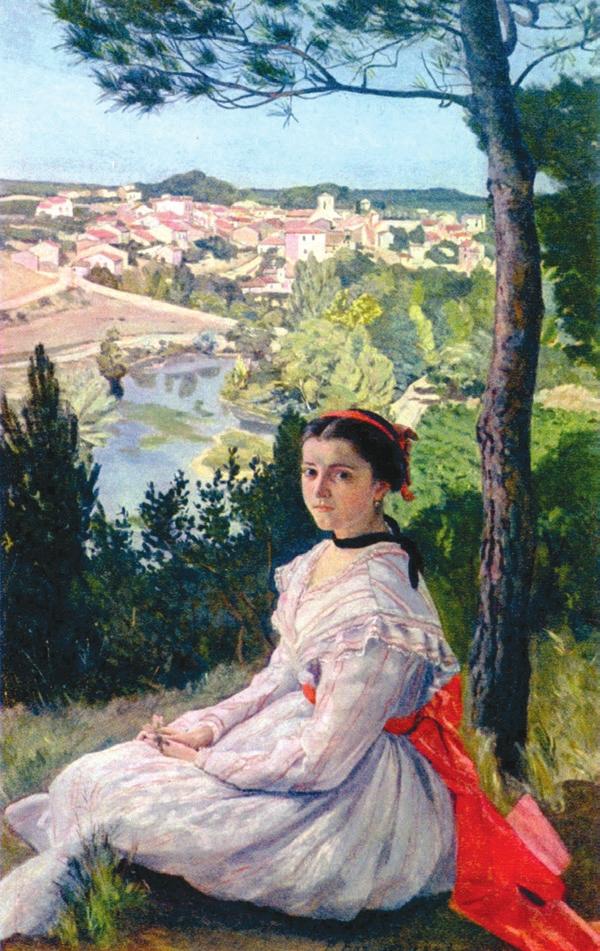 Городок. 1868