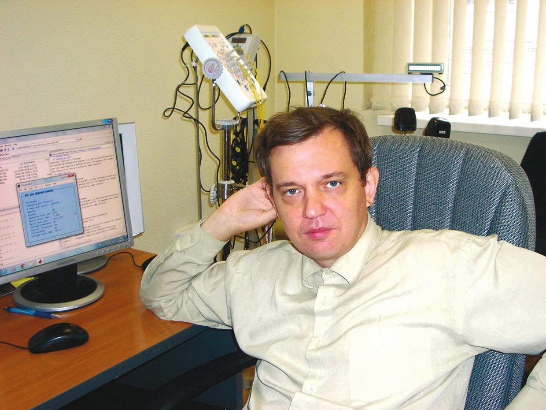 А. Савостьянов. Фото пресс-службы НГУ