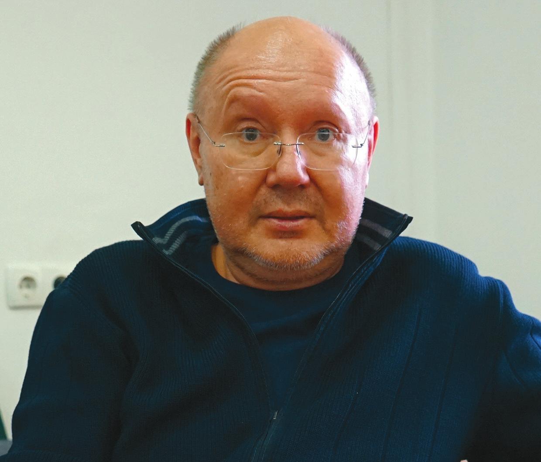 Сергей Нечаев. Фото Н. Деминой