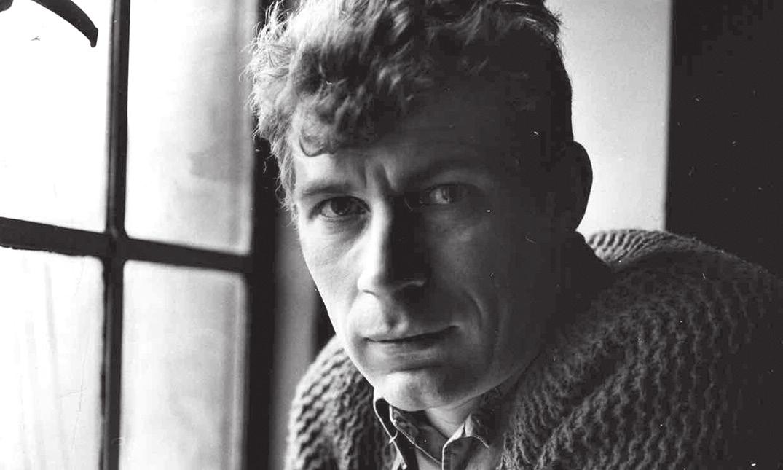 Джон Бергер. 1962 год