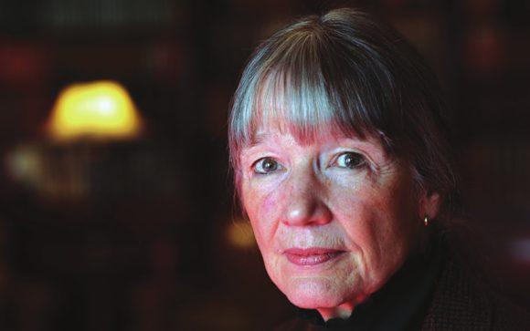 Энн Тайлер (с сайта The Guardian)