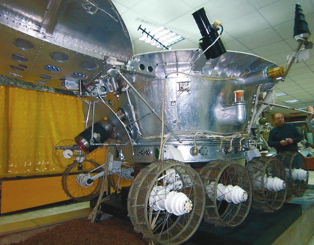 «Луноход-3» в музее НПО им. С. А. Лавочкина («Википедия»)