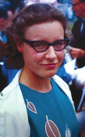 Джоселин Белл, 1967 год («Википедия»)