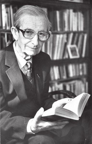 Юлий Харитон, 1984 год
