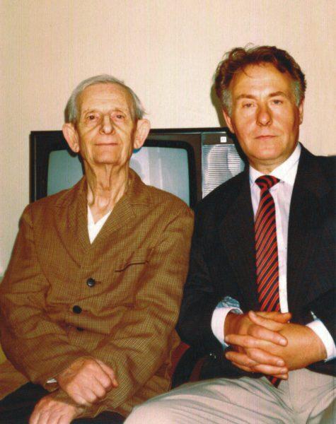 Харитон и Сойфер в Кремлевской больнице, 16 июля 1993 года