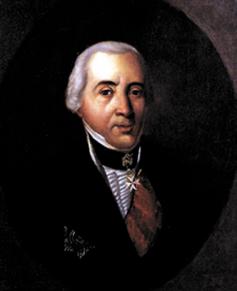 Василий Евдокимович Адодуров, выпускник московской Славяно-Греко-Латинской академии и первый русский член Академии наук