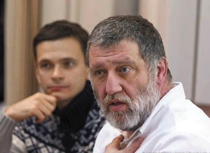 Сергей Пархоменко подсветил вереницу чиновников адским пламенем