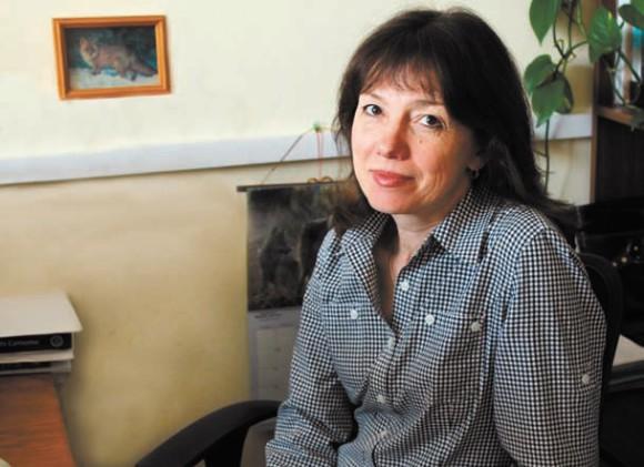 Анастасия Харламова. Фото В. Мустаковой
