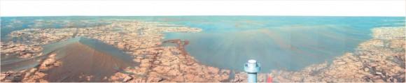 равнина с песчаными дюнами
