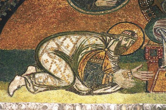 Император Лев VI Мудрый понадеялся на бесконечную милость Бога, когда женился в четвертый раз