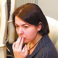 Анна Абалкина, канд. экон. наук, член Совета ОНР