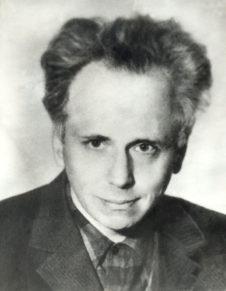 Ф. А. Березин (1931–1980), математик и физик-теоретик. Фото из архива вдовы, Елены Капель