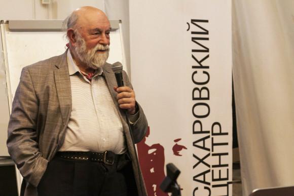 Анатолий Вершик. Фото М. Олендской