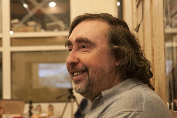 Андрей Ростовцев. Фото М.Олендской