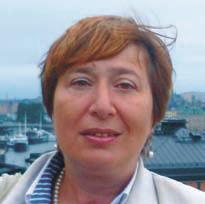 Любовь Борусяк, социолог, доцент Факультета коммуникаций,  медиа и дизайна НИУ ВШЭ