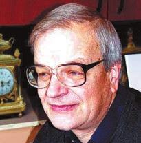 Владимир Муронец,  докт. биол. наук, профессор МГУ