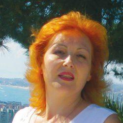 Элеонора Шестакова