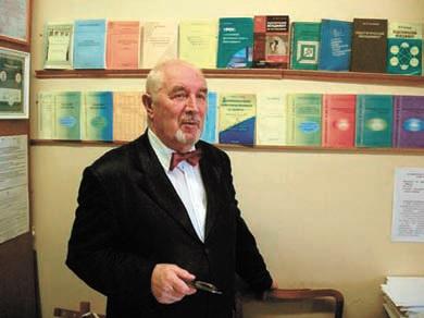 В.П. Симонов. Фото с сайта www.vpsimonov.ru