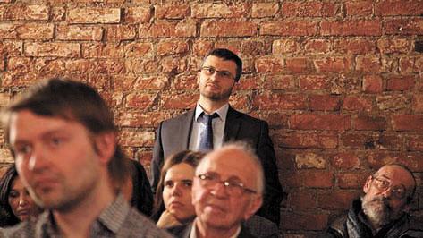 Зам. министра образования и науки Игорь Федюкин. Фото Н. Четвериковой