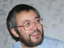 Александр Шень. Фото с сайта МЦНМО