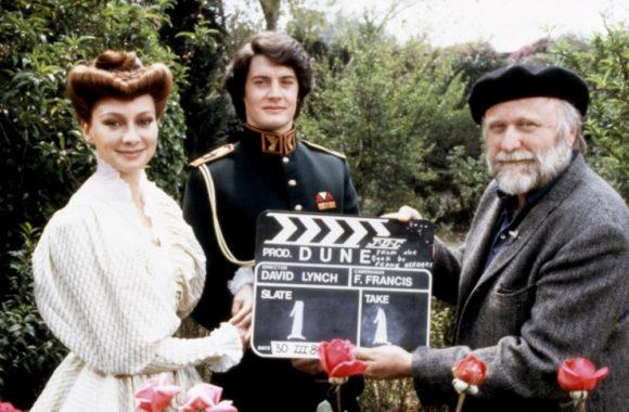 """На съемках """"Дюны"""" Линча (Universal, 1984)"""