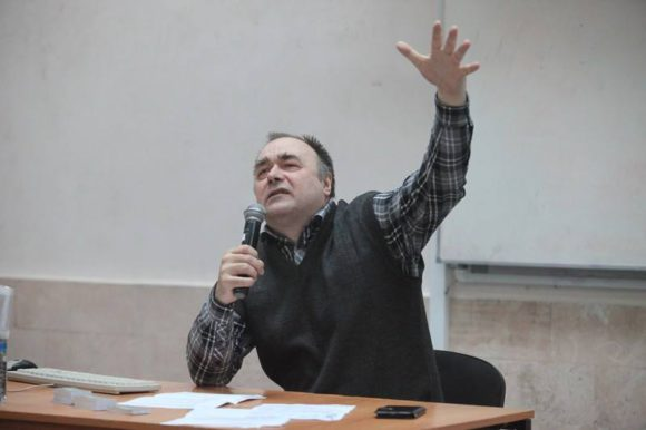 Александр Морозов. Из личноого архива автора