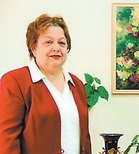 С. П. Песонина. Фото с сайта www.spb-business.ru