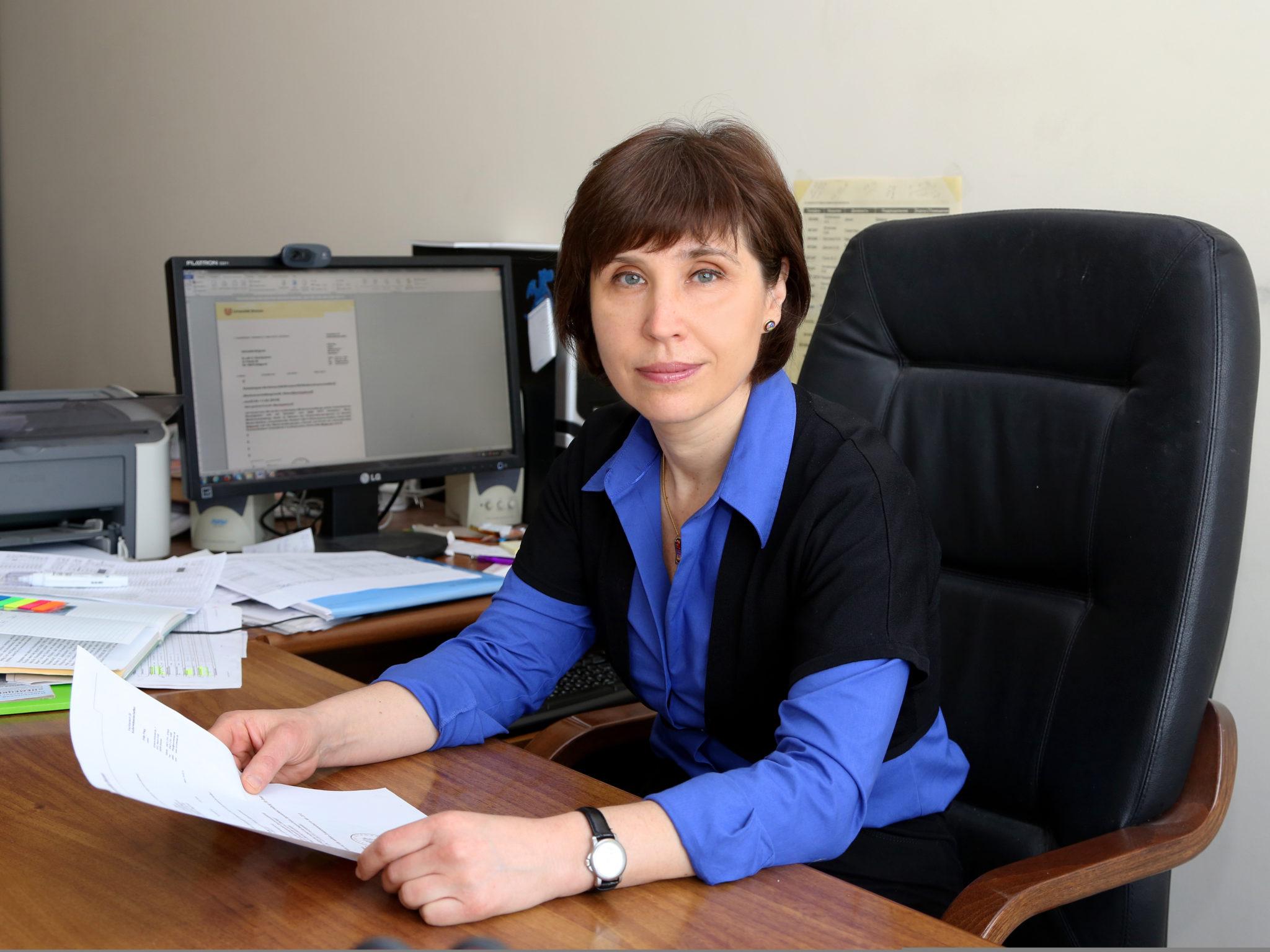 Елена Шерстюкова