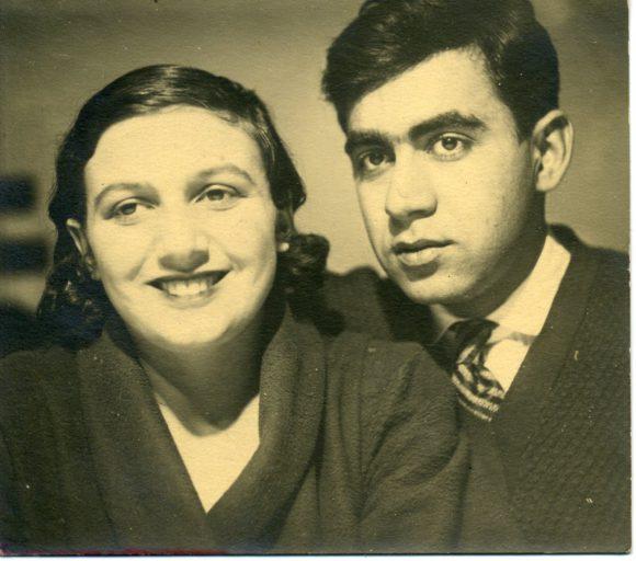 Родители Роберта Суриса