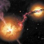 Гиганты плодились на заре времен. Крупные галактики с черными дырами колоссальных размеров были обычным делом в ранней Вселенной
