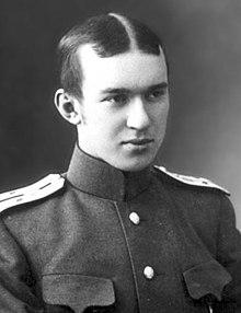 Д. Д. Максутов. Фото 1916 года («Википедия»)