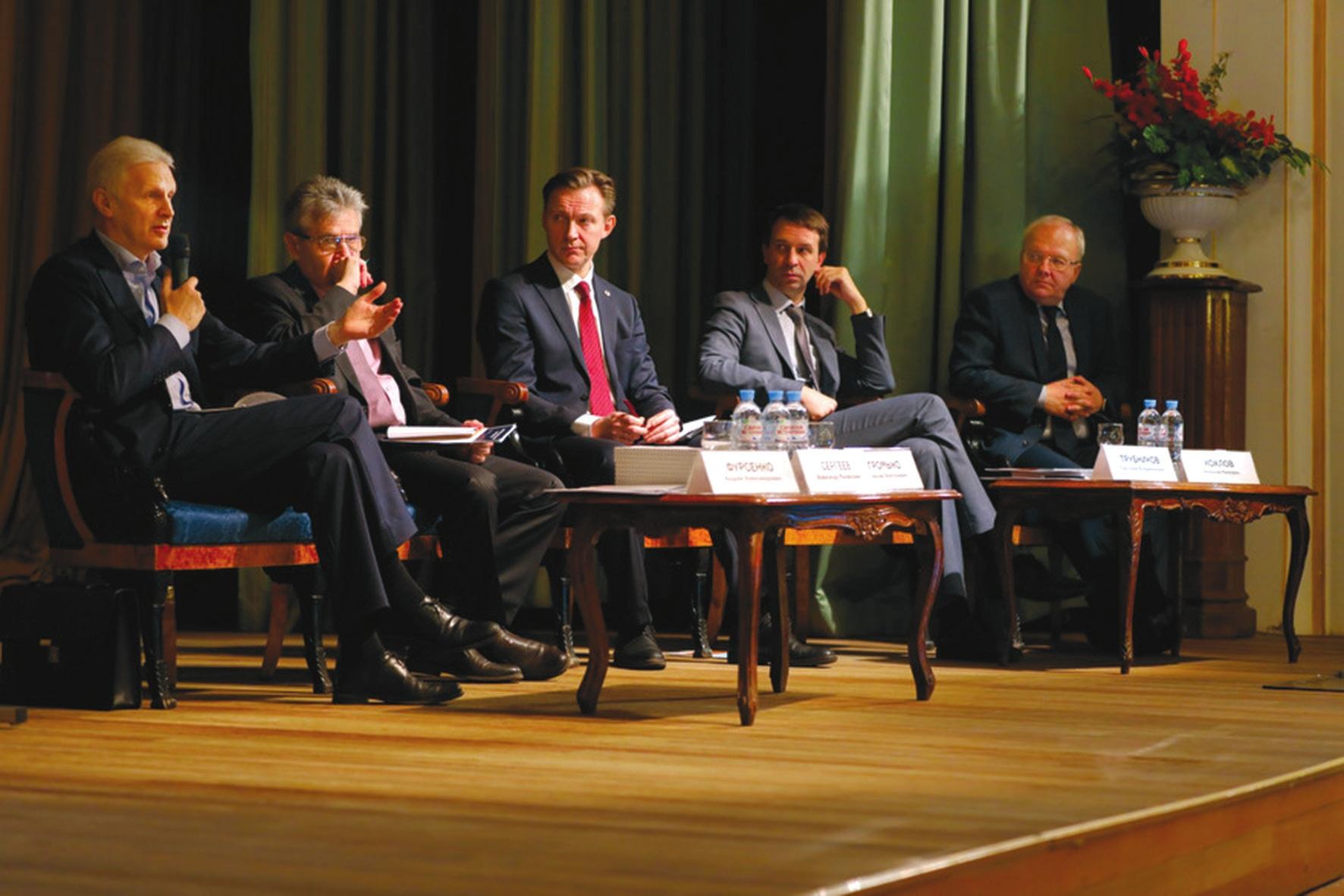 Дискуссия в Доме ученых была жаркой (фотографии с сайта «Научная Россия»)