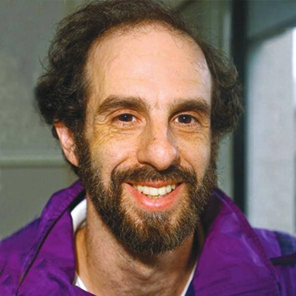 Пол Джинспарг. Фото с сайта cornell.edu