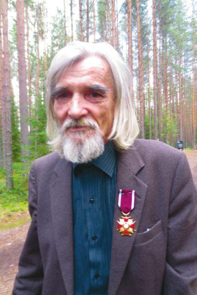 Юрий Дмитриев. Фото Н. Шкуренок