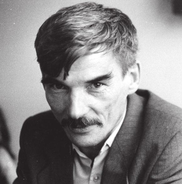 Ю. А. Дмитриев в начале 1990-х. Фото с сайта dmitrievaffair.com