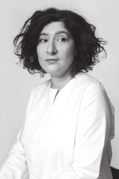 М. Степанова. Фото Е. Старостиной с сайта www.wonderzine.com