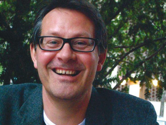 Эндрю Уилсон. Фото с сайта carolpolsgrove.com