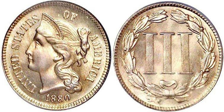 Рис. 3. Три цента