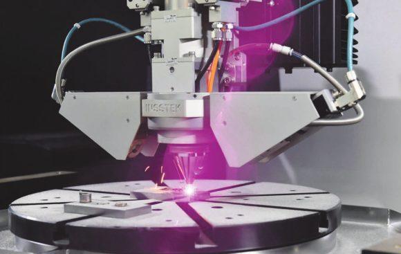 3D-принтер Insstek MX 1000 печатает изделия из стали, меди, алюминия, титана и никеля