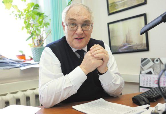 Лев Гудков. Фото Н. Деминой
