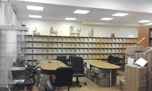 Библиотека украинской литературы в Москве закрыта. Ее фонды переданы «Иностранке» («Википедия»)