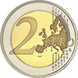 Рис. 3. 2 евро, реверс