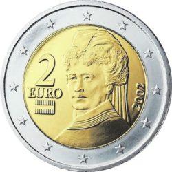 Рис. 4. Австрия, 2 евро
