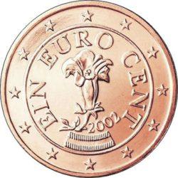 Рис. 11. Австрия, 1 цент