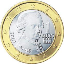 Рис. 5. Австрия, 1 евро