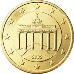Рис. 15. Германия, 50 центов